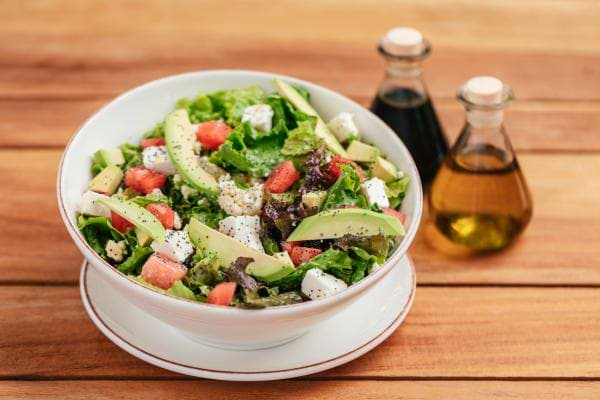 Fresh salad to refresh your self